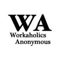 Workaholics Anonymous logo